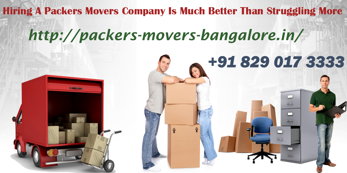 Best And Reliable Packers And Movers Bangalore